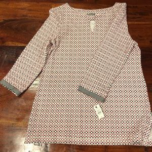 Talbots Ps top